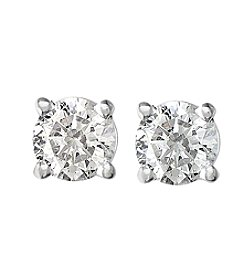 Effy® .33 ct. t.w. Diamond Stud Earrings
