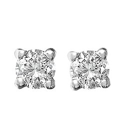 Effy® .15 ct. t.w. Diamond Stud Earrings