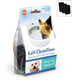 K&H Pet Products Clean Flow 3-pk. Replacement Filter Cartridges