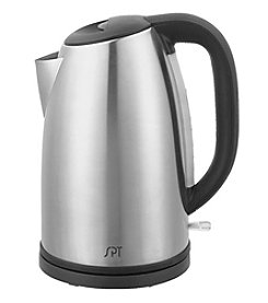 Sunpentown® Stainless Steel Cordless Kettle