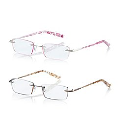 Café Readers® EdgeGlow® Reading Glasses