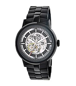 Kenneth Cole New York® Men's Black Empire Automatic Watch