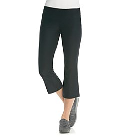 Calvin Klein Performance Slit Back Crop Pants