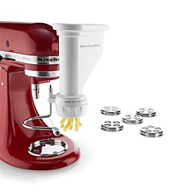 KitchenAid® KPEXTA Gourmet Pasta Press Attachment