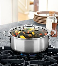 Calphalon® 5-qt. Stainless Steel Tri Ply Dutch Oven