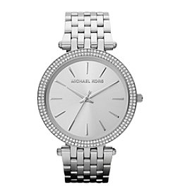 Michael Kors® Silvertone Darci Watch