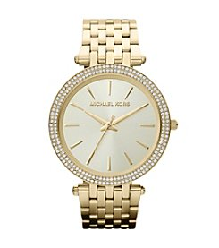 Michael Kors® Darci Goldtone Watch