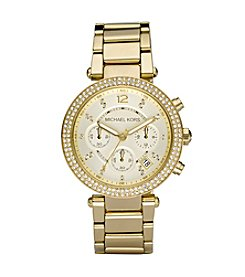 Michael Kors® Goldtone Parker Watch