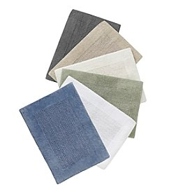 Living Quarters Loft Cotton Reversible Bath Rug