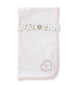 Little Me® Baby Girls' Pink Thanks Blanket
