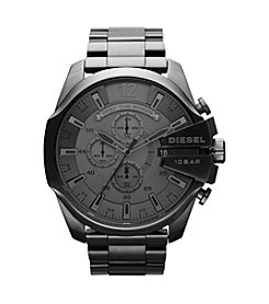Diesel Gunmetal Mega Chief Watch