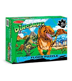 Melissa & Doug® 48 Piece Land of Dinosaurs Floor Puzzle