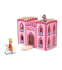 Melissa & Doug® Fold and Go Princess Castle Play Set