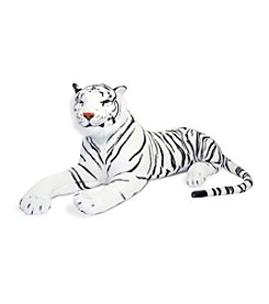 Melissa & Doug® Plush White Tiger