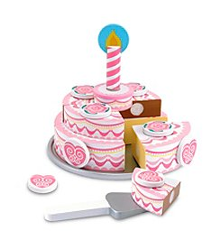 Melissa & Doug® Triple-Layer Party Cake