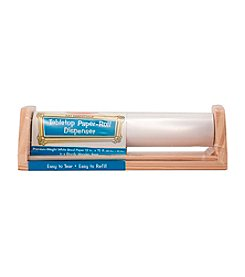 Melissa & Doug® Tabletop Paper Roll Dispenser