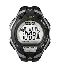 Timex® Men's Ironman Full-Size Black 30-Lap