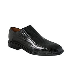 Giorgio Brutini® Men's Plain-Toe Gored Snakeskin Slip-On Shoes