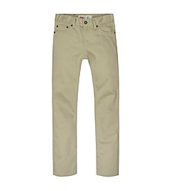 Levi's® Boys' 8-20 511™ Slim Fit Jeans - Chinchilla