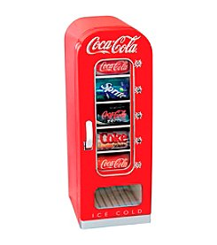 Koolatron® Coca Cola® 10-Can Retro Vending Fridge