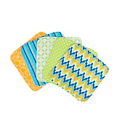 Trend Lab 5-Pack Levi Wash Cloth Set