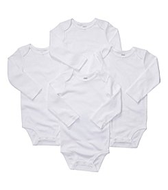 Carter's® Baby 4-Pack Long Sleeve Bodysuits