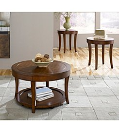 Liberty Furniture Casual Living Set Of 3 Round Accent Tables