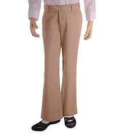 French Toast® Girls' 4-16 Khaki Adjustable Waist Pants
