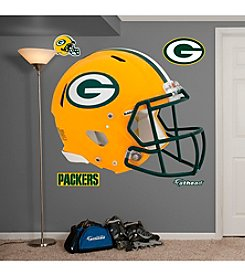 NFL® Green Bay Packers Revolution Helmet Wall Graphic by Fathead®
