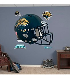 NFL® Jacksonville Jaguars Revolution Helmet Wall Graphic by Fathead®
