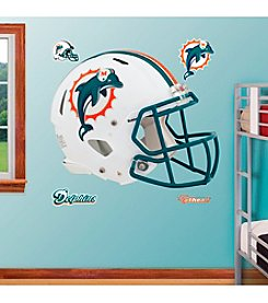 NFL® Miami Dolphins Revolution Helmet Wall Graphic by Fathead®