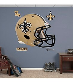 NFL® New Orleans Saints Revolution Helmet Wall Graphic by Fathead®