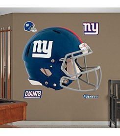 NFL® New York Giants Revolution Helmet Wall Graphic by Fathead®
