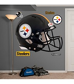 NFL® Pittsburgh Steelers Revolution Helmet Wall Graphic by Fathead®