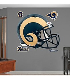 NFL® St. Louis Rams Revolution Helmet Wall Graphic