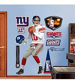 NFL® NY Giants Eli Manning Real Big Wall Graphic