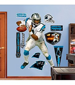 NFL® Carolina Panthers Cam Newton Real Big Wall Graphic