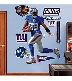 NFL® NY Giants Hakeem Nicks Real Big Wall Graphic