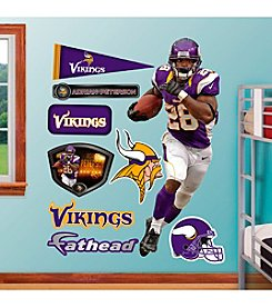 NFL® Minnesota Vikings Adrian Peterson Real Big Wall Graphic