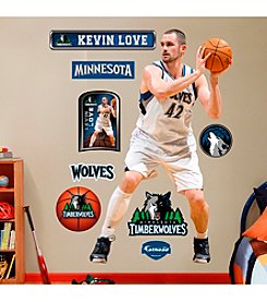 NBA® Minnesota Timberwolves Kevin Love Real Big Wall Graphic