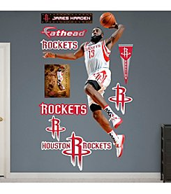 NBA® Houston Rockets James Harden Real Big Wall Graphic