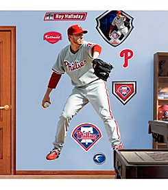 MLB® Philadelphia Phillies Roy Halladay Real Big Wall Graphic