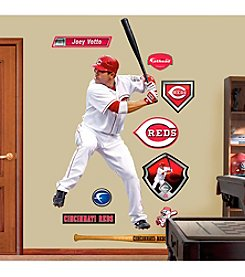 MLB® Cincinnati Reds Joey Votto Real Big Wall Graphic