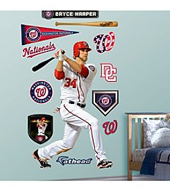 MLB® Washington Nationals Bryce Harper Real Big Wall Graphic