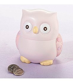 Lillian Rose® Pink Owl Bank