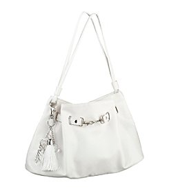 Lillian Rose® Large Off-White Bride Purse