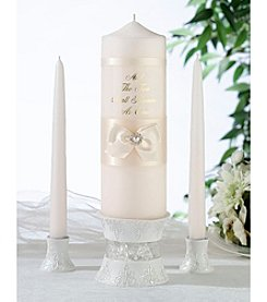 Lillian Rose® Ivory Pearl Candle Set