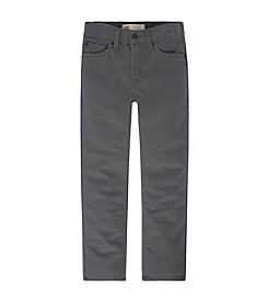 Levi's® Boys' 8-20 511™ Slim Fit Revolver Gray Jeans
