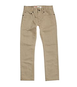 Levi's® 511™ Boys' 4-7 Slim Fit Jeans - Chinchilla