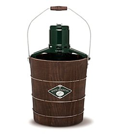 White Mountain Appalachian Series 4-qt. Wooden Bucket Electric Ice Cream Maker